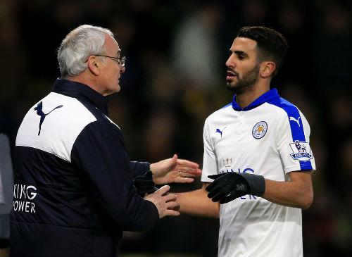 "Leicester bất ngờ đổi ý, Barca ""tẽn tò"" vụ Mahrez - 1"