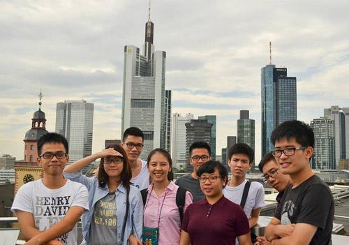 Du học miễn học phí tại nước Đức - 2