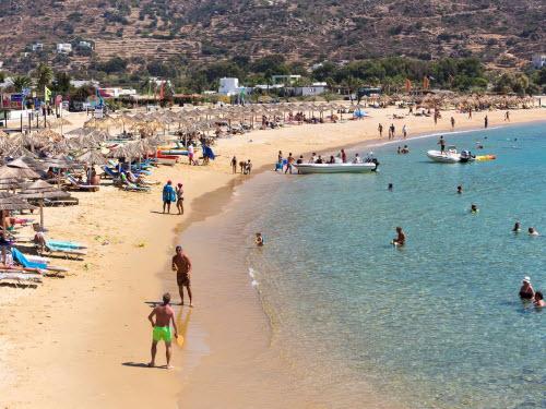 """12 hòn đảo Hy Lạp """"chiều lòng"""" đủ kiểu du khách - 2"""