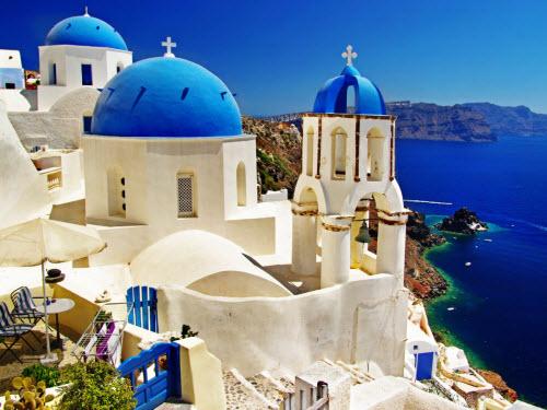 """12 hòn đảo Hy Lạp """"chiều lòng"""" đủ kiểu du khách - 4"""