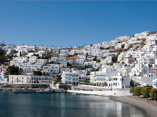 """12 hòn đảo Hy Lạp """"chiều lòng"""" đủ kiểu du khách - 9"""
