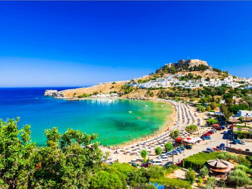 """12 hòn đảo Hy Lạp """"chiều lòng"""" đủ kiểu du khách - 10"""
