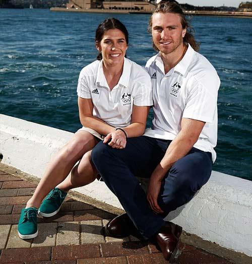 Cặp đôi vàng Olympic: Gọi tên Tiến Minh & bạn gái - 4