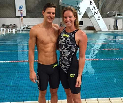 Cặp đôi vàng Olympic: Gọi tên Tiến Minh & bạn gái - 9