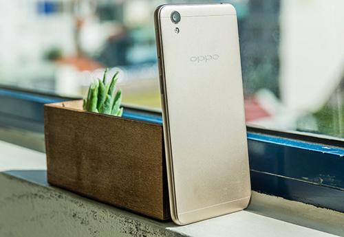 Đánh giá Oppo A37: Smartphone tầm trung chuyên selfie - 2