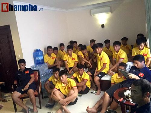 """Đấu U16 Campuchia, U16 Việt Nam không """"khinh địch"""" - 2"""