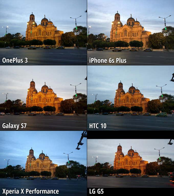 Smartphone đình đám đọ camera - 13