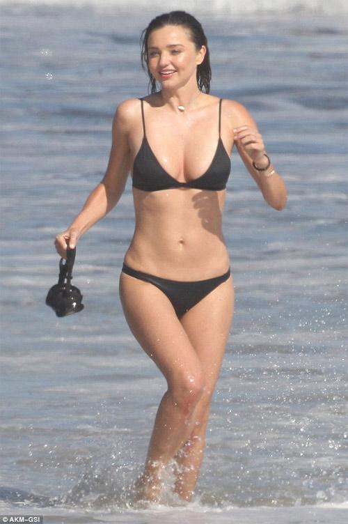 Ngẩn ngơ vì vẻ mơn mởn của Miranda Kerr - 6