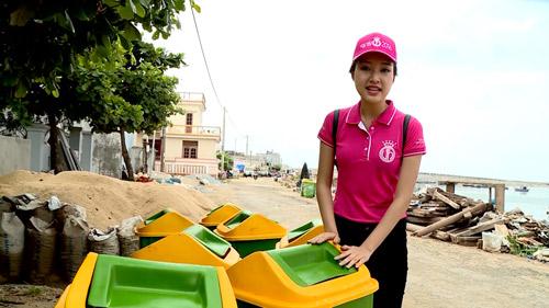 An Trĩ Vương chung tay giữ sạch môi trường biển đảo Lý Sơn cùng HHVN 2016 - 1