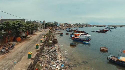 An Trĩ Vương chung tay giữ sạch môi trường biển đảo Lý Sơn cùng HHVN 2016 - 4