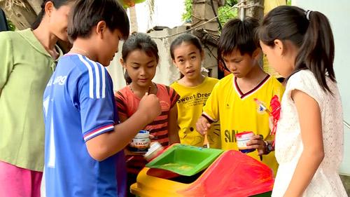 An Trĩ Vương chung tay giữ sạch môi trường biển đảo Lý Sơn cùng HHVN 2016 - 5