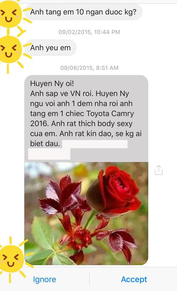 """MC Huyền Ny: """"Đại gia hứa tặng Camry để tôi qua đêm"""" - 2"""