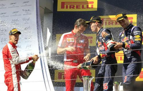 F1 - Hungarian GP: Red Bull và Ferrari quyết tâm - 4
