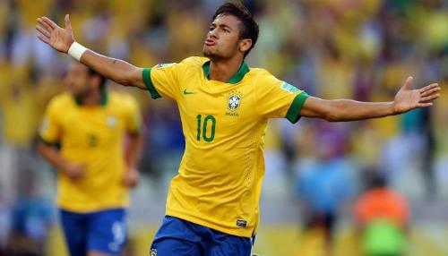 Brazil trước Olympic: Neymar và trọng trách lịch sử - 1