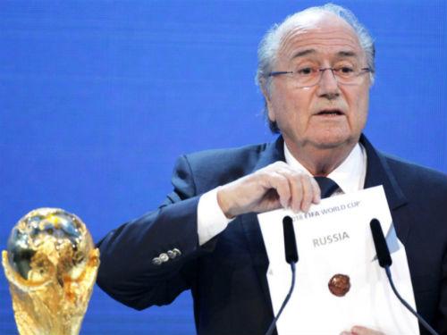 Bê bối doping, Nga có thể mất quyền đăng cai World Cup - 1