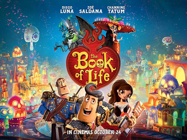 Trailer phim: The Book of Life - 1