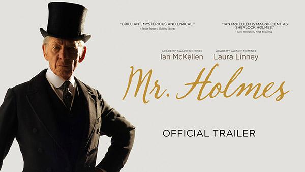 Trailer phim: Mr. Holmes - 1