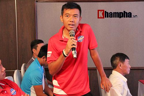 Bung sức trên sân nhà, Hoàng Nam muốn công phá top 500 - 2