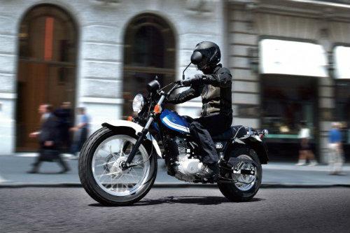 Soi Suzuki VanVan 200 mới giá 102 triệu đồng - 1