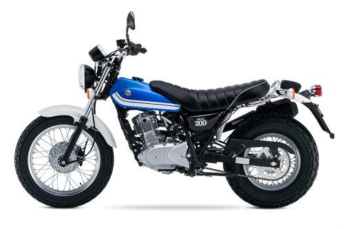 Soi Suzuki VanVan 200 mới giá 102 triệu đồng - 4