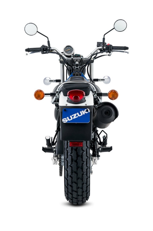 Soi Suzuki VanVan 200 mới giá 102 triệu đồng - 5