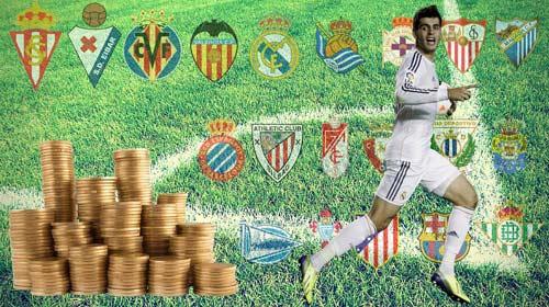 """Mua sắm hè: NHA """"vung tay quá trán"""", La Liga rón rén - 1"""