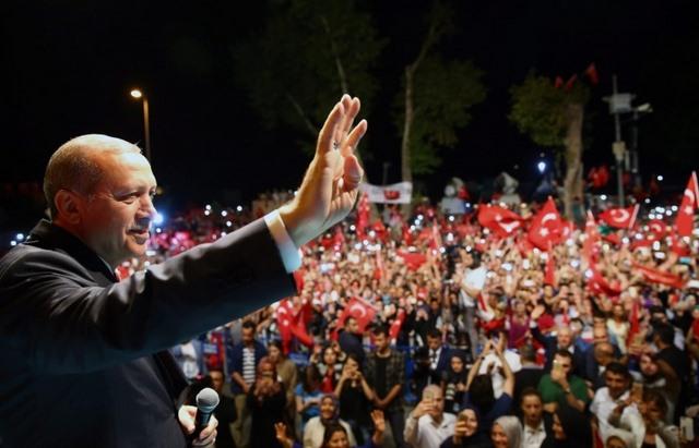 Báo Thổ Nhĩ Kỳ: Chính Mỹ mưu sát Tổng thống Erdogan - 1