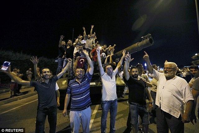 Báo Thổ Nhĩ Kỳ: Chính Mỹ mưu sát Tổng thống Erdogan - 3