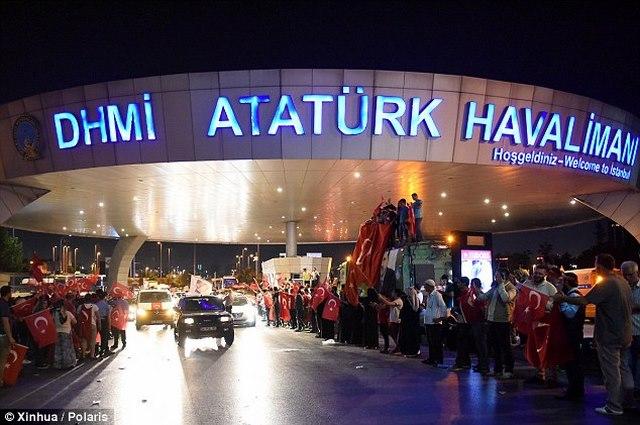 Báo Thổ Nhĩ Kỳ: Chính Mỹ mưu sát Tổng thống Erdogan - 2