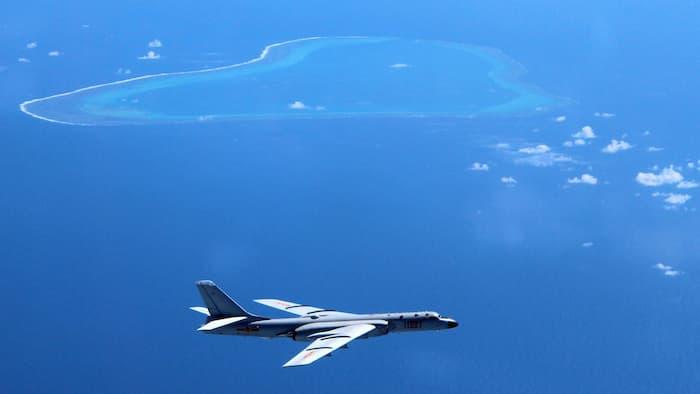 Mỹ tiếp tục hoạt động ở Biển Đông, mặc Trung Quốc - 3