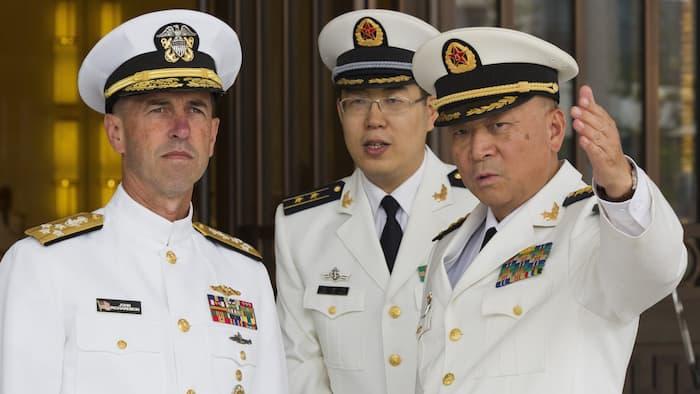 Mỹ tiếp tục hoạt động ở Biển Đông, mặc Trung Quốc - 2