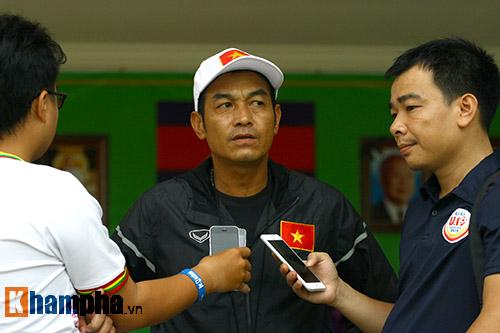 HLV đội U16 VN: Thái Lan và Úc là đối thủ lớn nhất - 2