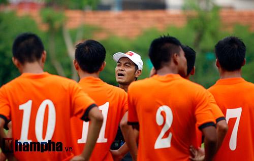 HLV đội U16 VN: Thái Lan và Úc là đối thủ lớn nhất - 1