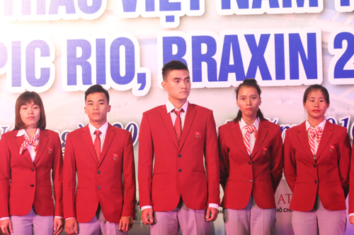 """Thể thao Việt Nam quyết tạo """"cú sốc"""" ở Olympic 2016 - 7"""