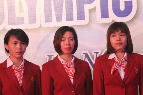 """Thể thao Việt Nam quyết tạo """"cú sốc"""" ở Olympic 2016 - 8"""