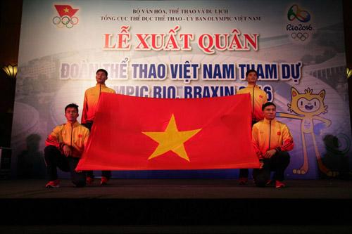 """Thể thao Việt Nam quyết tạo """"cú sốc"""" ở Olympic 2016 - 4"""