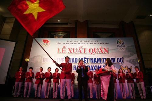 """Thể thao Việt Nam quyết tạo """"cú sốc"""" ở Olympic 2016 - 3"""