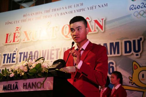 """Thể thao Việt Nam quyết tạo """"cú sốc"""" ở Olympic 2016 - 2"""