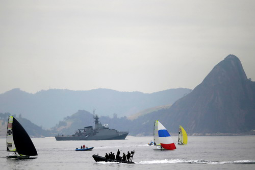 IS Brazil đe dọa Olympic Rio - 4
