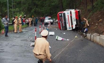Tài xế gây tai nạn thảm khốc trên đèo Prenn đã tử vong - 1