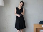 Ai bảo mặc váy đen nhanh chán, hãy xem lại!
