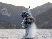 Thế giới - Vì sao Triều Tiên bắn một mạch 3 tên lửa đạn đạo?