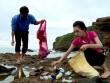 An Trĩ Vương chung tay giữ sạch môi trường biển đảo Lý Sơn cùng HHVN 2016