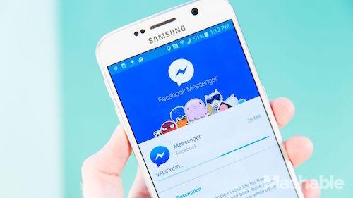 Chúc mừng Facebook Messenger cán mốc 1 tỉ người dùng! - 1