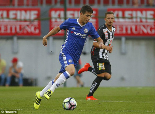 Wolfsberger AC - Chelsea: Lấy lại niềm tin - 1