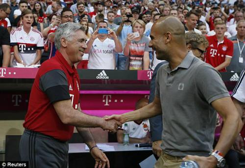 Bayern Munich - Man City: Gieo sầu cho cố nhân - 1