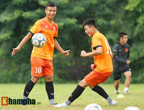 U16 Việt Nam – U16 Campuchia: Thử thách bản lĩnh - 2