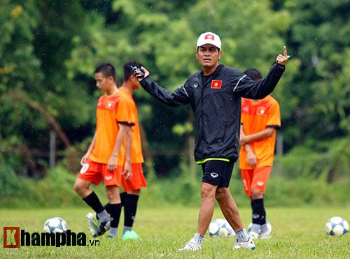 U16 Việt Nam – U16 Campuchia: Thử thách bản lĩnh - 1
