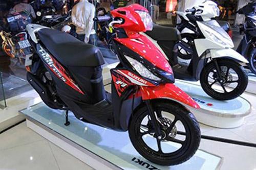 Suzuki Address tại Việt Nam bị lỗi phải triệu hồi - 1