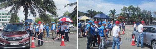 Honda Việt Nam tiếp tục đẩy mạnh hoạt động hướng dẫn lái xe ô tô an toàn - 4